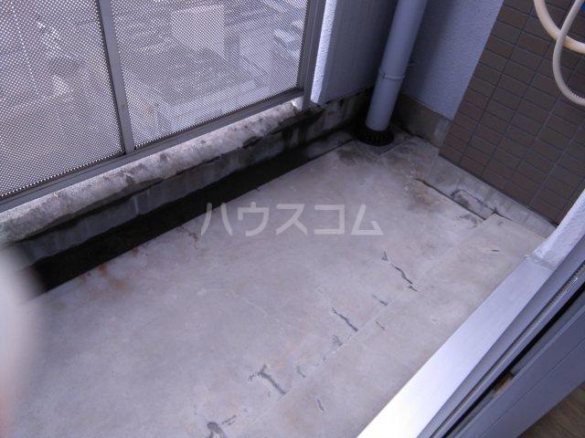 ハーモニアス高蔵寺 703号室のバルコニー