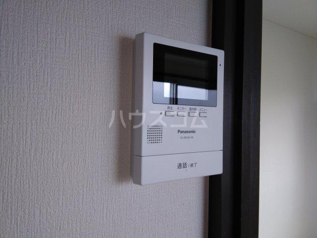 ハーモニアス高蔵寺 703号室のセキュリティ