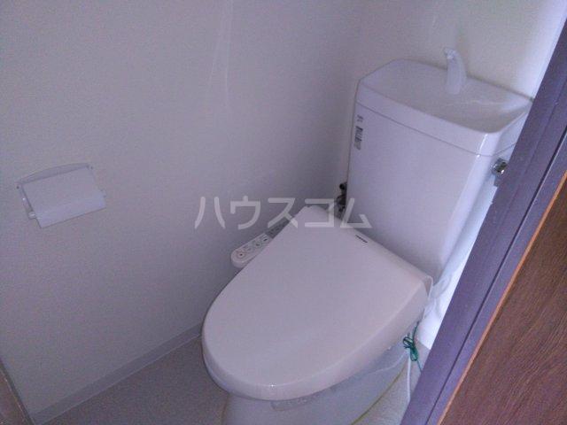 ハーモニアス高蔵寺 703号室のトイレ