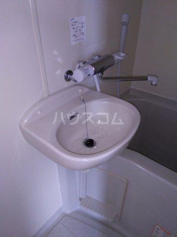 ハーモニアス高蔵寺 703号室の洗面所