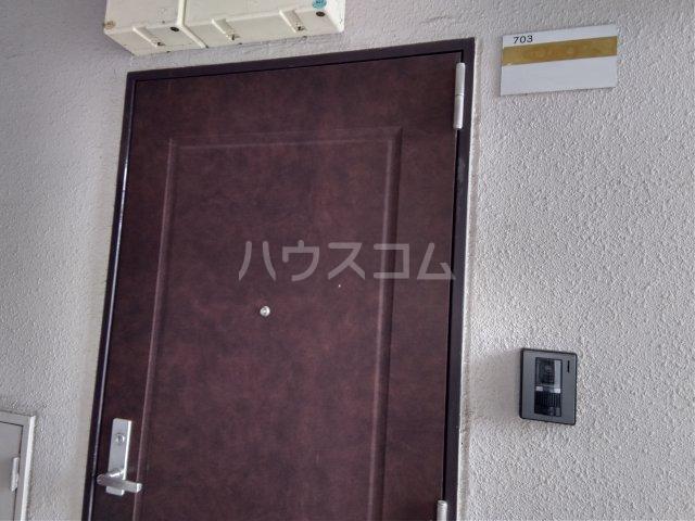 ハーモニアス高蔵寺 703号室の収納