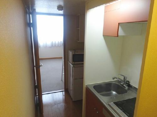 レオパレス石尾台 205号室の風呂
