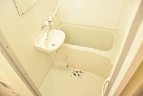 レオパレス石尾台 205号室のトイレ