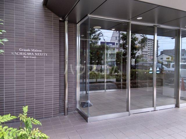 グランドメゾン勝川ネクシティ ウエストコート 1311号室のエントランス