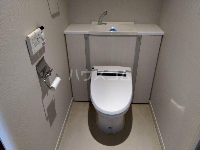 グランドメゾン勝川ネクシティ ウエストコート 1311号室のトイレ