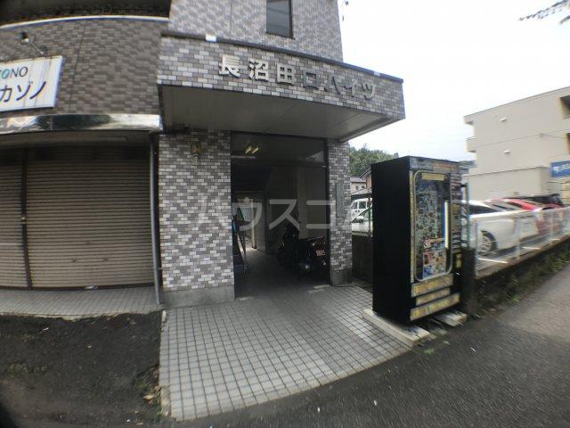 長沼田口ハイツ 402号室のエントランス