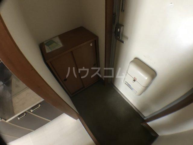 長沼田口ハイツ 402号室の収納