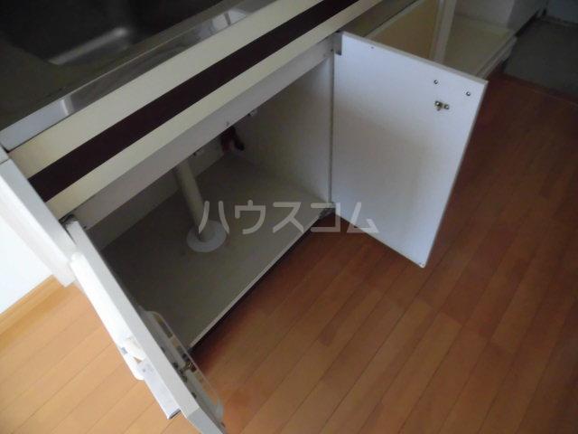 メゾンドールミタカ 211号室のキッチン
