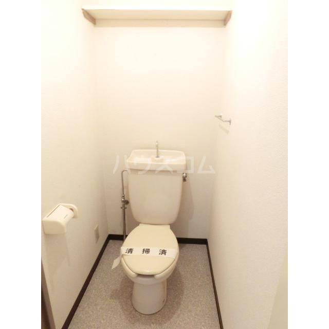サウスフラット 103号室のトイレ