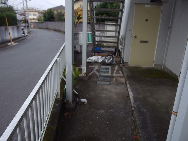 コーポ青木第2 201号室の駐車場