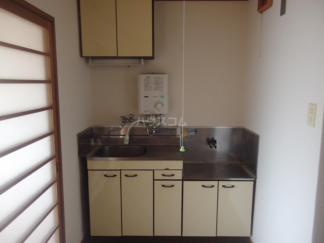 ハマダビル 3-5号室のキッチン