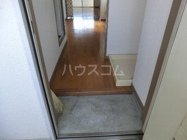 MSビル 403号室のエントランス