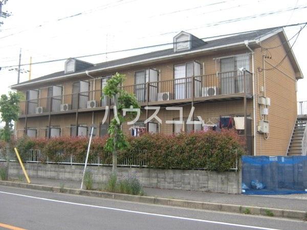 ハイツアイカ松本 102号室の外観