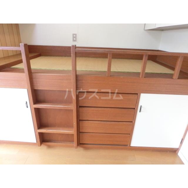 ハイムキタウラ 202号室の居室