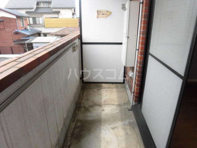 横川田口ビル 206号室のバルコニー