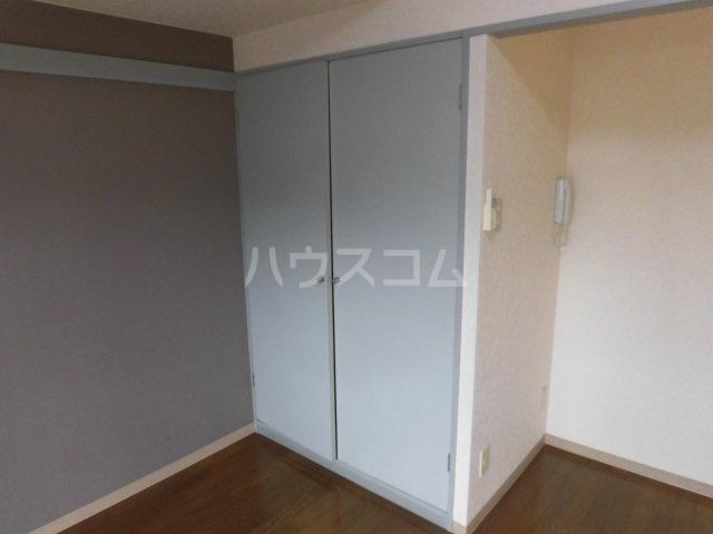 横川田口ビル 206号室の収納