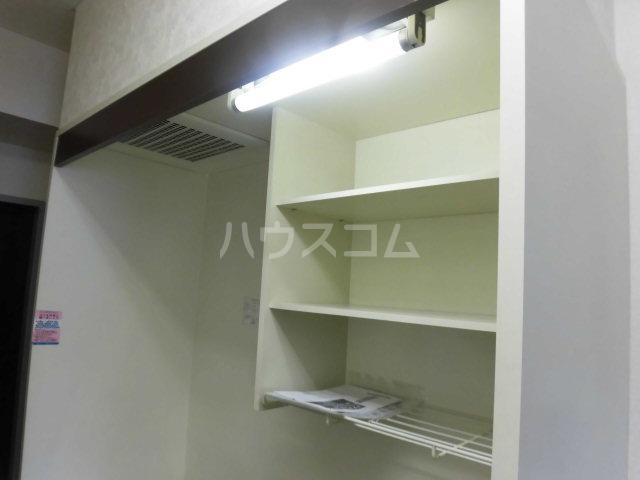 横川田口ビル 206号室のキッチン
