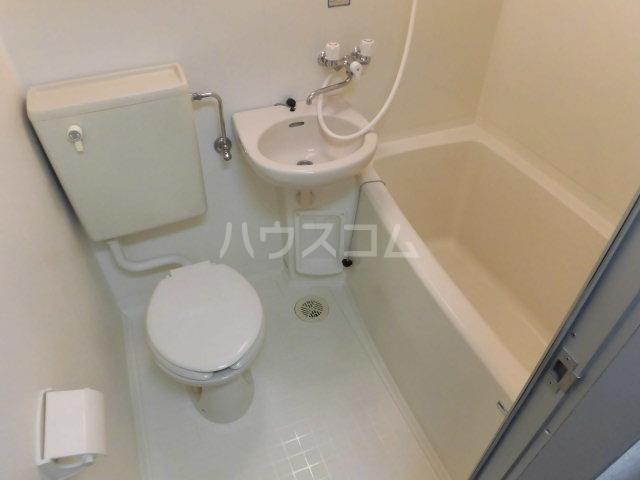 横川田口ビル 206号室の風呂