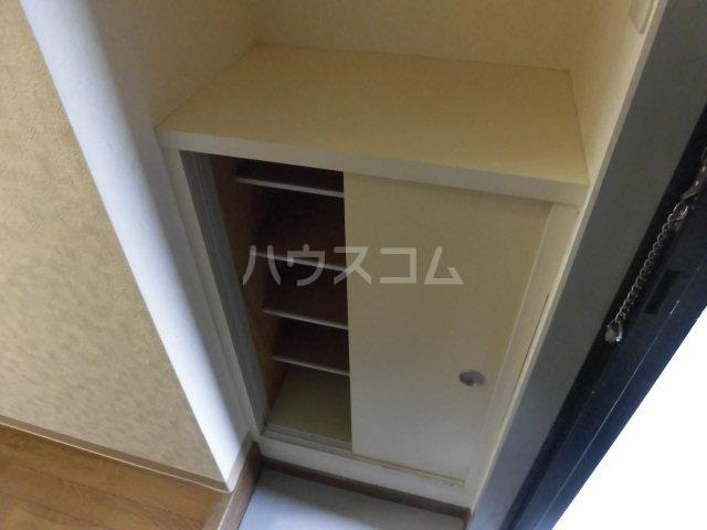 横川田口ビル 206号室の玄関