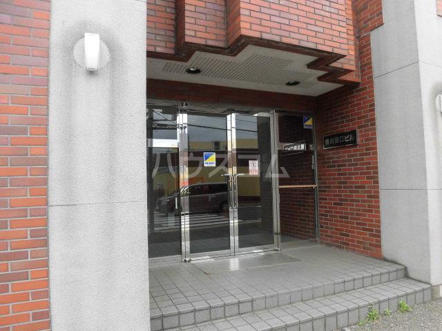 横川田口ビル 206号室のエントランス