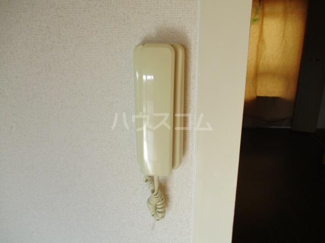 コーポ比叡 201号室のセキュリティ