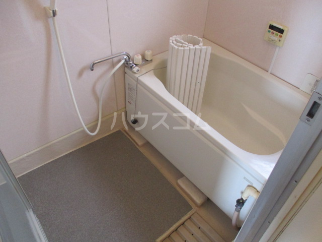 コーポ比叡 201号室の風呂