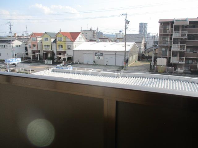 コーポ比叡 201号室の景色