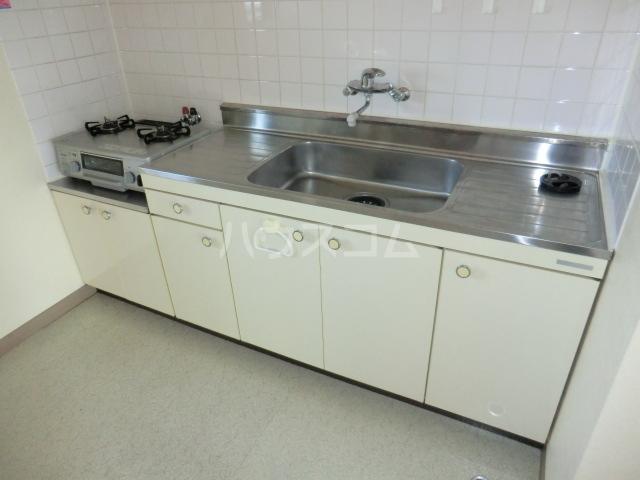 中澤ビル 102号室のキッチン