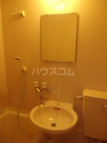 コートニュータウン 105号室の洗面所
