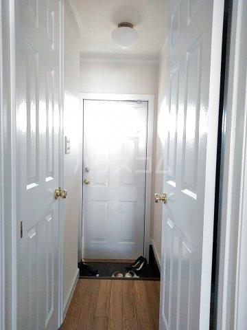 サンリバー 1C号室の玄関