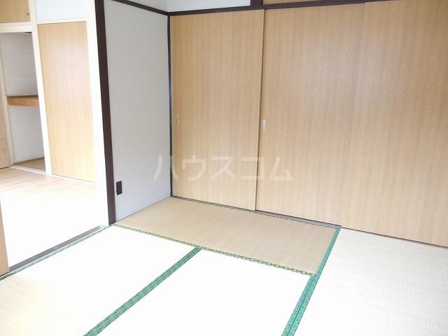 坂下マンション 301号室のバルコニー