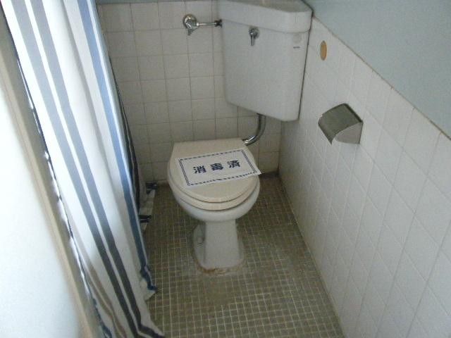 坂下マンション 301号室のトイレ