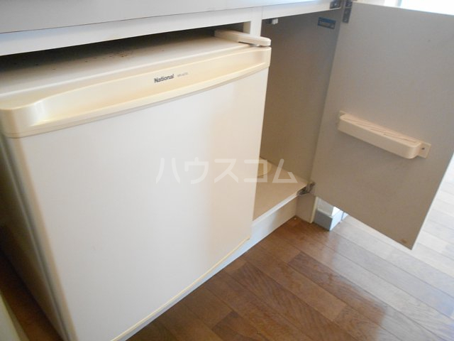 ユウパレス南橋本 202号室のキッチン