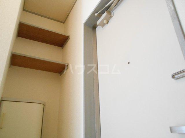 ユウパレス南橋本 202号室の玄関