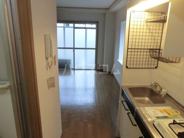 コーポリカⅢ 103号室のキッチン