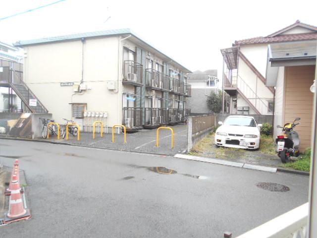 サンライズ桜ヶ丘 102号室の景色