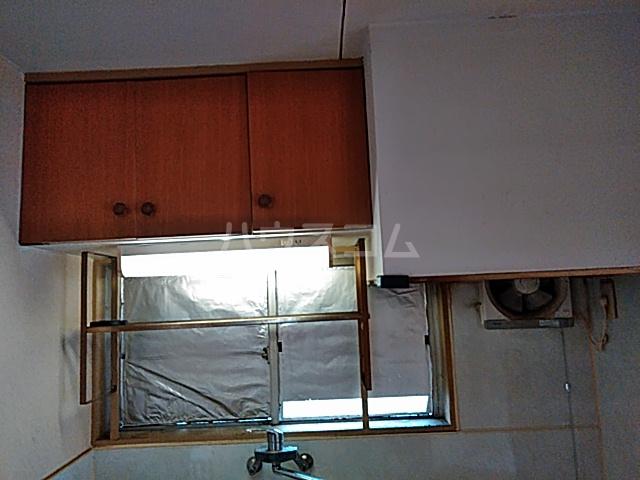 サンハイツしのぎ 201号室のキッチン