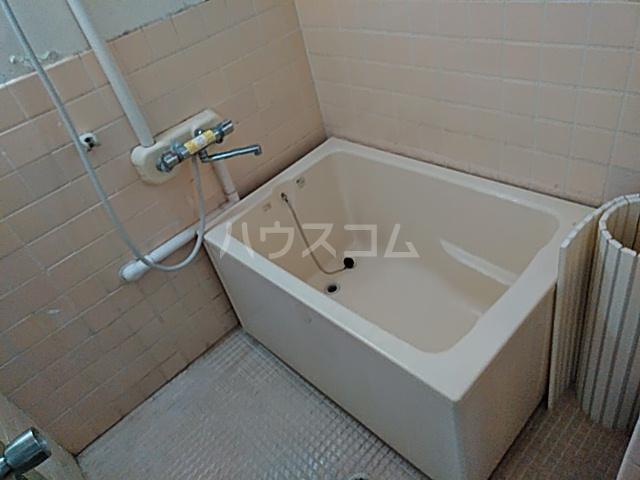 サンハイツしのぎ 201号室の風呂