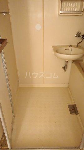 サンハイツ林1 202号室の風呂