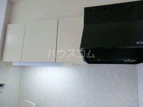 プリミエール大和通 201号室のキッチン
