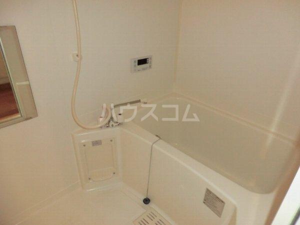 プリミエール大和通 201号室の風呂
