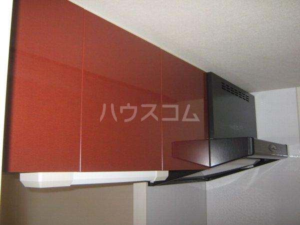 クレセール サウス 101号室のキッチン