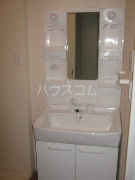 クレセール サウス 101号室の洗面所
