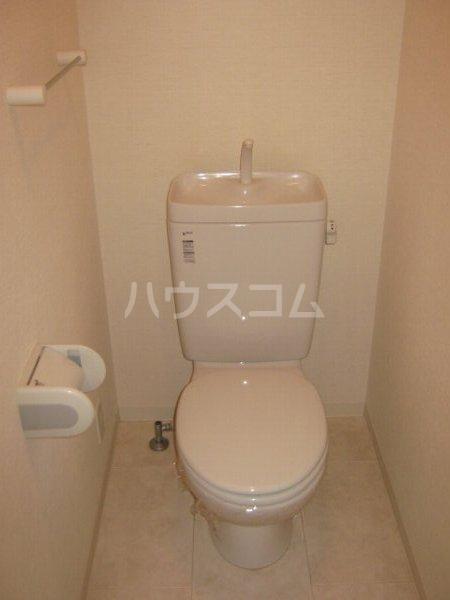 クレセール サウス 101号室のトイレ