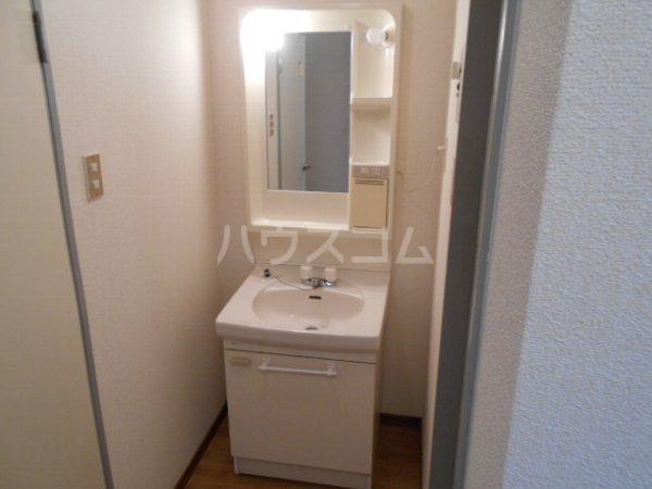 サープラスワン岩田 101号室の洗面所