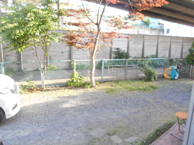 走井ハイツ 202号室の景色