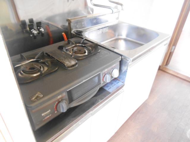 走井ハイツ 202号室のキッチン