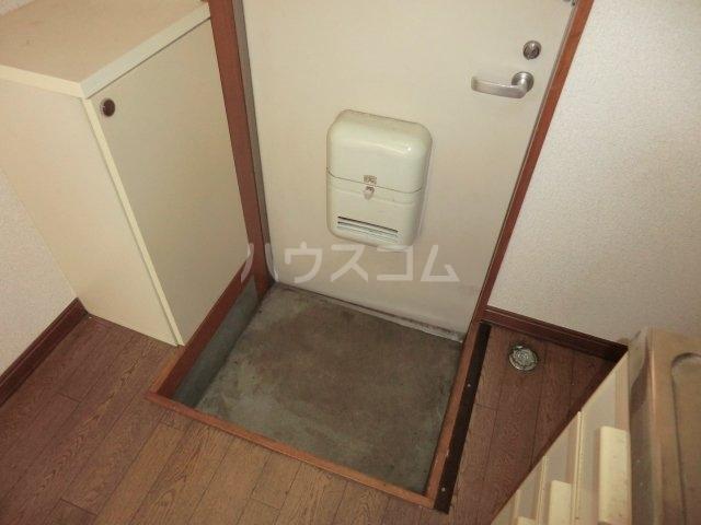 カサイハイム第2 102号室の玄関