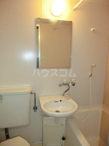 カサイハイム第2 102号室の洗面所