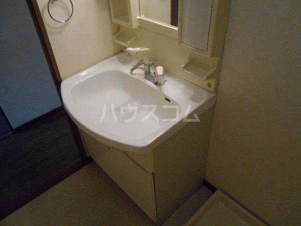 シャルマン 門弟山 202号室の洗面所
